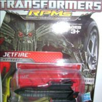 Transformers Jetfire - RPMS (Robot-Powered Machines)