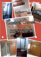 Halaman Kristal Condo Jelutong Penang for Rent.Mv in Condition
