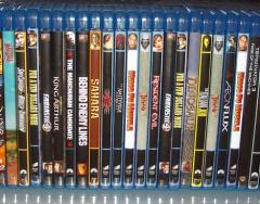 DVD / BLU RAY / BLURAY MOVIES COLLECTION