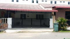 sale by owner: Rimba Permai Terrace (behind StarMall, Mentakab)