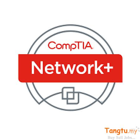 CompTIA Network+ Certification 100% Guaranteed Pass without Exam Test Training  Singapore | Tangtu.my