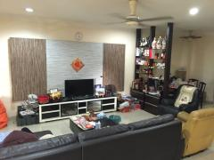 2-storey terrace house for sale at Taman Sri Putra Mas, Sungai Buloh