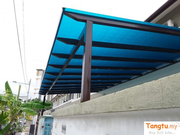 Awning Gate Grill Gats Welding Amp Repairing Shah Alam