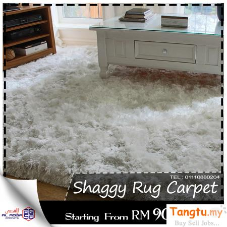SHAGGY RUGS-KARPET BULU NEW STOCK ARRIVAL!! MALAYSIA SUPPLIER Klang - Tangtu Malaysia-Singapore Free Classified Ads