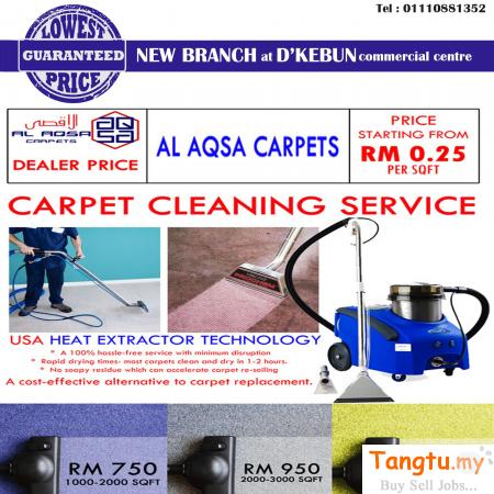 CARPET CLEANING SERVICES MALAYSIA SUPPLIES Klang - Tangtu Malaysia-Singapore Free Classified Ads