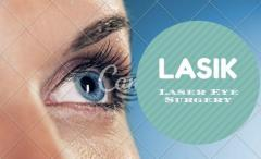 Lasik eye surgery is an easy way to get the normal vision