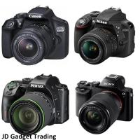 WANTED Camera DSLR Interchangeable