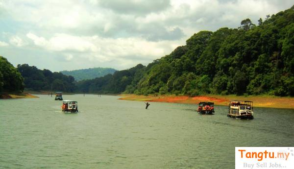 Tour packages for Kerala and other beautiful destinations Golden Triangle Kuala Lumpur   Tangtu.my