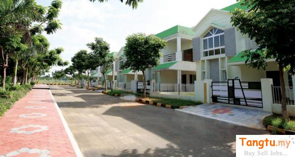 Gated Community villas for sale in kompally Geylang Singapore | Tangtu.my