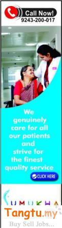 Home care nurses in  Chamarajpet Queenstown Singapore | Tangtu.my