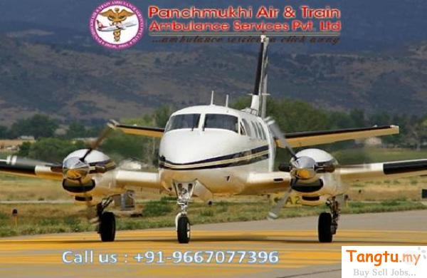 Hire the Best and Reliable Air Ambulance from Patna with Medical Team Bemban Melaka | Tangtu.my