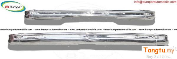 BMW E21 bumper kit new (1975 - 1983) by stainless steel Bakri Johor | Tangtu.my