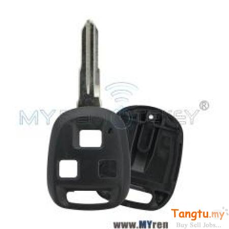 Remote car key shell case 3 button for Isuzu Rodeo Axiom Aljunied Singapore | Tangtu.my