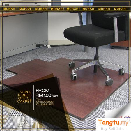 VOC CARPETS -MAKE THE IDEAL FLOORING FOR YOUR OFFICE SPACE Klang Selangor | Tangtu.my
