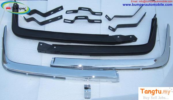 Mercedes W107 Chrome bumper type Euro by stainless steel Bakri Johor | Tangtu.my