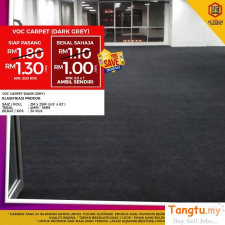 OFFICE ROLL FOR YOUR NEW SPACE Klang Selangor | Tangtu.my