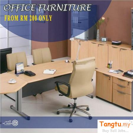 RENO OFFICE SPACE WITH OFFICE FURNITURE AT LOW COST Klang Selangor | Tangtu.my