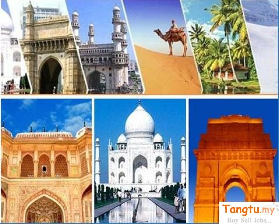 Best tour Packages to India at cheapest Price Bakri Johor   Tangtu.my