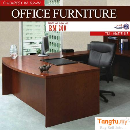 OFFICE FURNITURE - CHOOSE THE BEST FOR OFFICE DECOR Klang Selangor | Tangtu.my