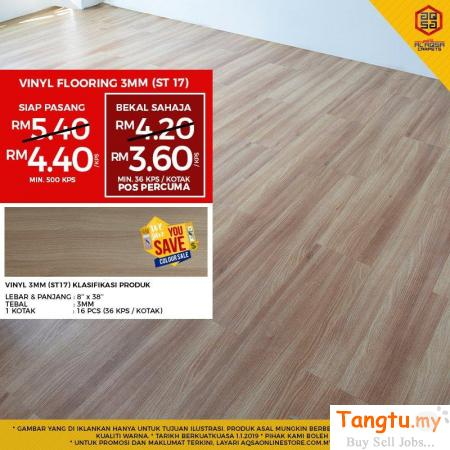 CHOOSE THE RIGHT FLOORINGFOR YOUR FLOOR AT ALAQSA CARPETS Klang Selangor | Tangtu.my