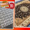 Rugs to beautify your home!! Buy today from Alaqsa & Get big Savings