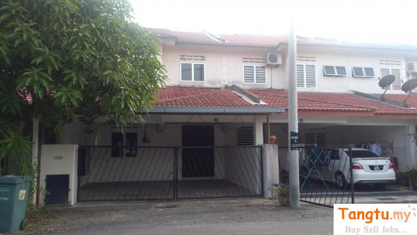 Landed House for rent (Double Storey) Temerloh Pahang | Tangtu.my