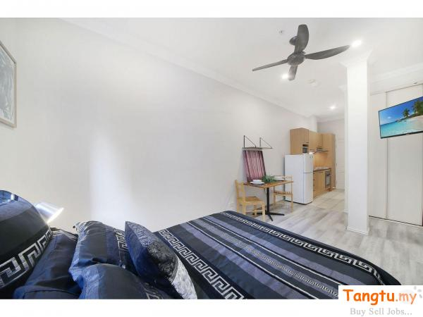 furnished studio room for rent in 370 thomson rd, singapore 298128 Novena Singapore | Tangtu.my