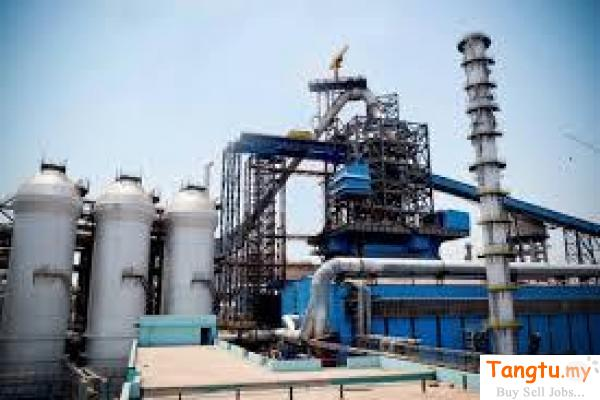 Sugar Plant & Power Plant New Project Opening For Freshers to 35 Yrs Exp Kunak Sabah   Tangtu.my