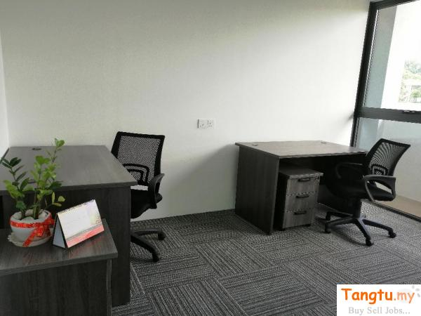 Fully Furnished Private CoWorking Space at Plaza Arkadia Kepong Kuala Lumpur | Tangtu.my