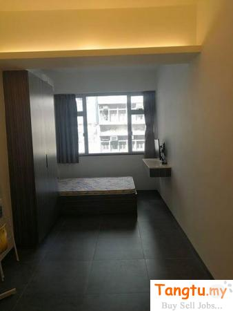 Newly fully furnished studio for rent in 116 Jurong East Street 13 (S)600116 SG$700 Jurong Singapore | Tangtu.my