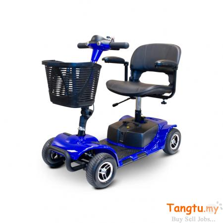 For Sale 2020 New Style 4 Wheel Electric Scooter Mobility Scooters for Elderly Desa Petaling Kuala Lumpur | Tangtu.my