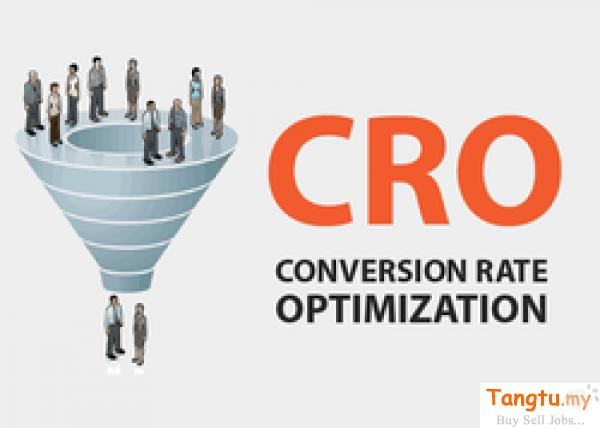 Hire Conversion Rate Optimization Company And Get More Traffic and Leads Online Merlimau Melaka | Tangtu.my