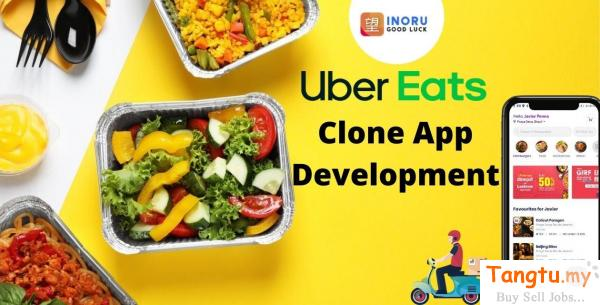 Easy to go Food delivery model with UberEats clone app Nabawan Sabah   Tangtu.my